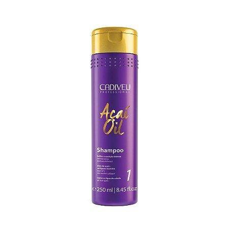Shampoo Cadiveu Açaí Oil 250ml