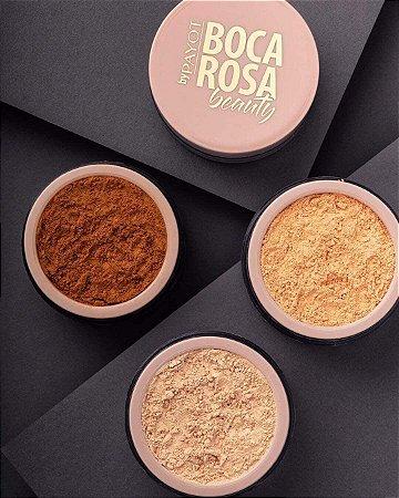 Pó Facial Boca Rosa Beauty