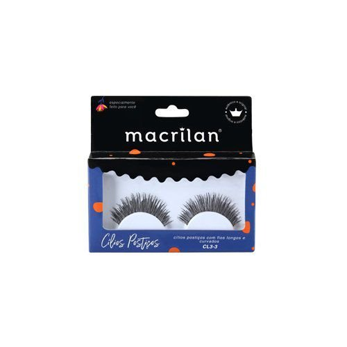 Cílios Postiços CL3-3 Macrilan