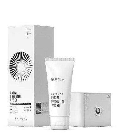 Protetor Solar Facial Essencial FPS 50 Beyoung