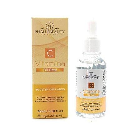 Vitamina C Oil Free Phállebeauty 30ml