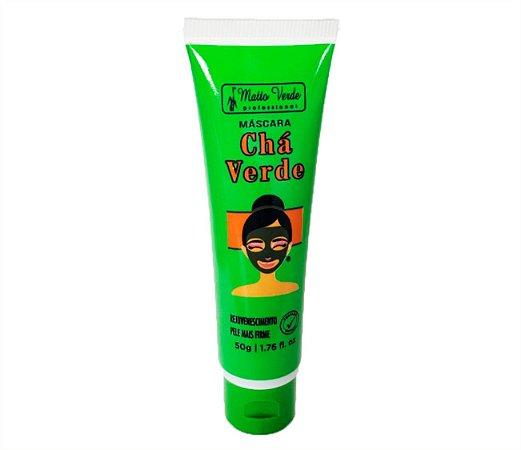 Mascara Facial Matto Verde Chá Verde 50g