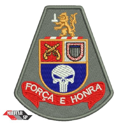 BRASÃO FORÇA E HONRA (ADMIRADORES)