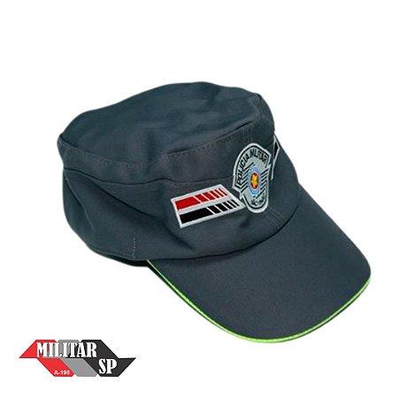 COBERTURA POLÍCIA MILITAR (BONÉ)