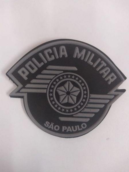 LOGO PM EMBORRACHADO (OLHO DE TOBIAS-POLÍCIA MILITAR)