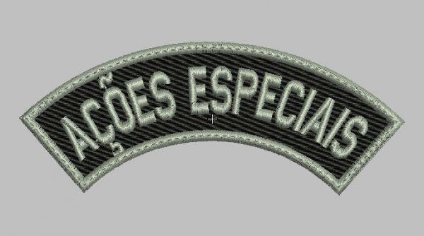 LISTEL AÇÕES ESPECIAIS (POLÍCIA MILITAR)