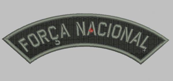 LISTEL FORÇA NACIONAL (POLÍCIA MILITAR)