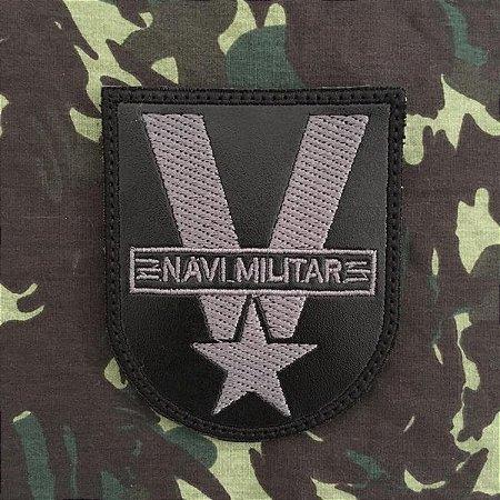 BRASÃO OFICIAL NAVI MILITAR (EXCLUSIVO PARA ADMIRADORES)
