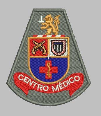 BRASÃO CENTRO MÉDICO
