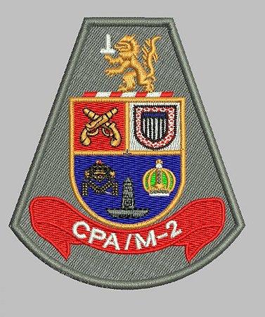 BRASÃO CPA M-2 POLÍCIA MILITAR