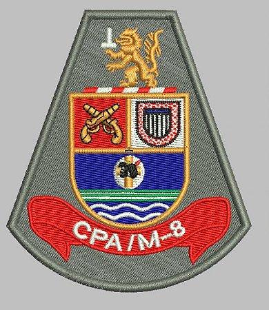 BRASÃO CPAM-8 POLÍCIA MILITAR