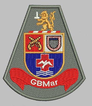 BRASÃO GBMar (GBMar - Grupamento de Bombeiros Marítimo)