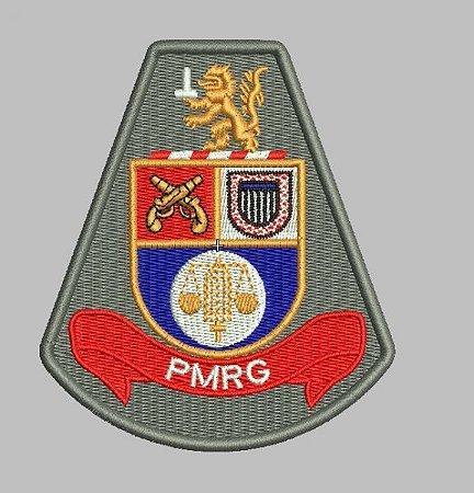 BRASÃO PMRG (PRESIDIO ROMÃO GOMES) POLICIA MILITAR ROMÃO GOMES
