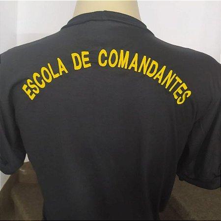 CAMISETA ESCOLA DE COMANDANTES