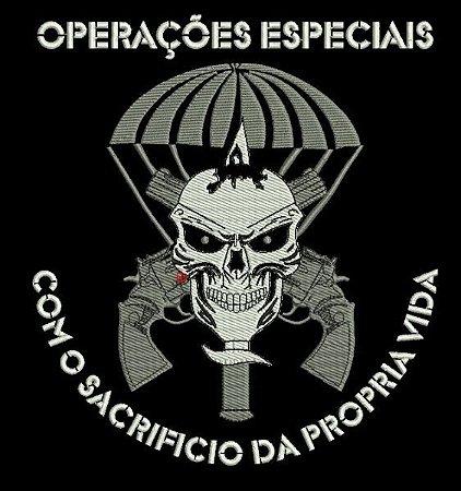 CAMISETA OPERAÇÕES ESPECIAIS (COESP)