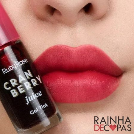 Gel Tint CranBerry  Juice - Ruby Rose