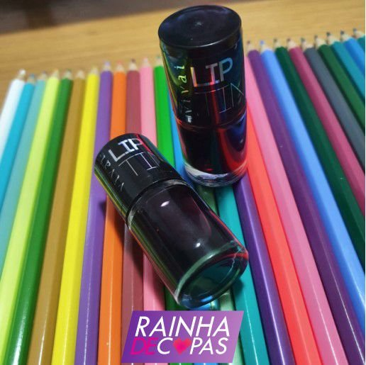 Lip Tint Líquido - Vivai
