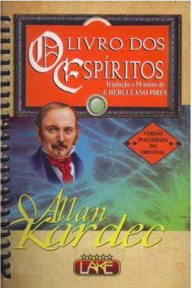 O Livro dos Espíritos (espiral)
