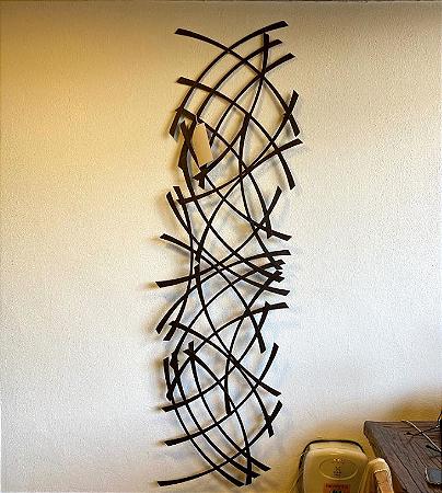 Escultura entrelaços