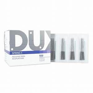 Agulha DUX Spring - 1000 unidades