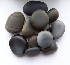 Kit De Pedras Para Massagem Com 12 Pedras  (cores variadas)