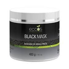 Máscara Argila Preta - Black Mask 400g