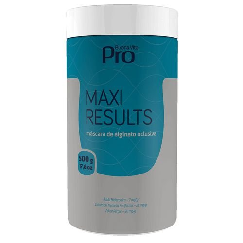 Maxi Results - 500g