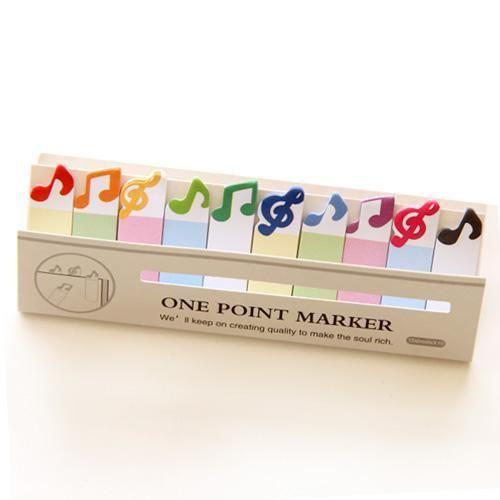 Sticky Note Music