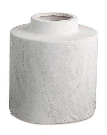 Vaso de marmore em ceramica P