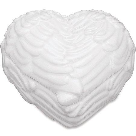 Caixa de Asa Branca em ceramica