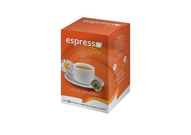 Cápsulas de Chá de Camomila com 10 unidades