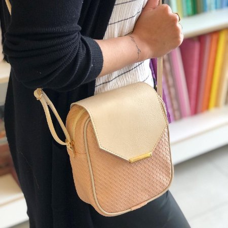 Projeto Digital - BOLSA SHOULDER BAG