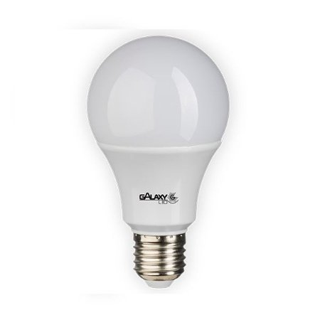 Lâmpada Bulbo LED 9W A60 Amarela Bivolt - GalaxyLed