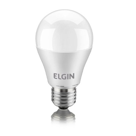 Lampada Bulbo Power LED 6W A60 Branca Bivolt - Elgin