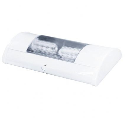 Luminária TD 55 Brilhare Branco 2xE-27