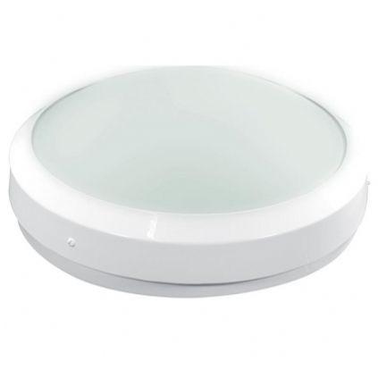 Luminária Circular Tlc Branco - Taschibra