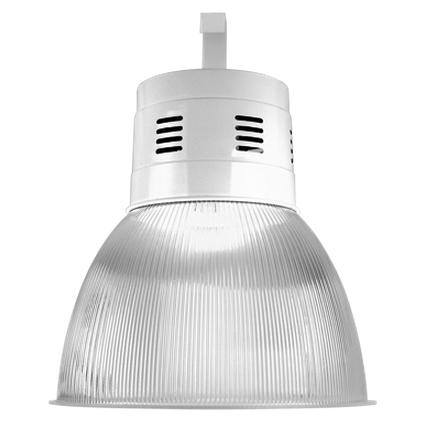 Luminária Prismática 16 Pol Alojamento Balde E-40 - Claron