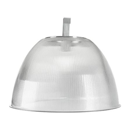 Luminária Prismática 22 Pol Prato e Gancho E-27 - Claron