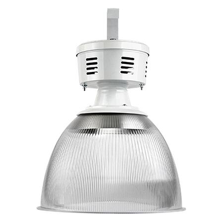 Luminária Prismática 16 Pol Alojamento Taça E-27 - Claron