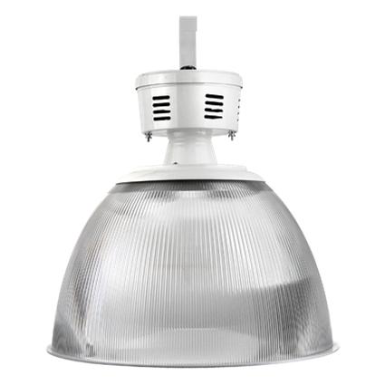 Luminária Prismática 22 Pol Alojamento Taça E-40 - Claron