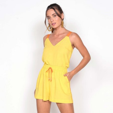 REF:. 7002 Short Boxer Amarelo