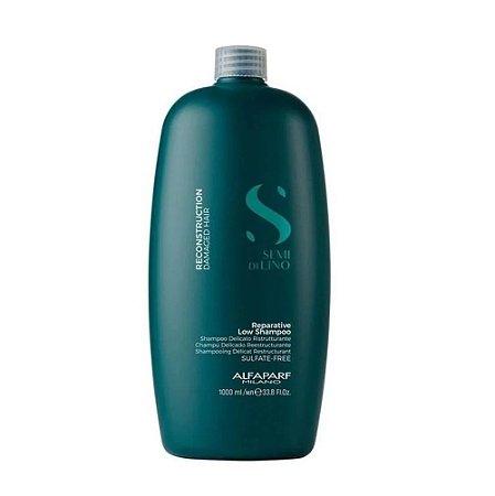 Shampoo Alfaparf Semi di Lino Reconstruction Reparative 1L