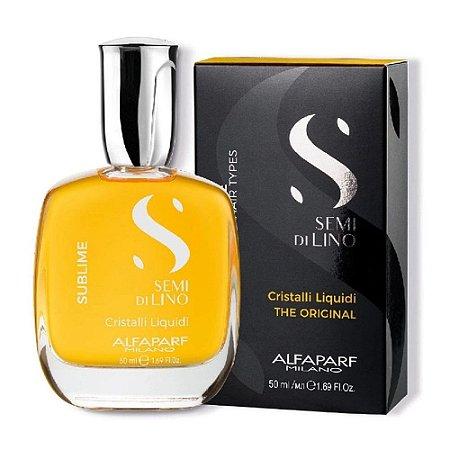 Alfaparf Sublime Cristalli Liquidi - Óleo Capilar 50ml