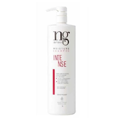 NG De France Shampoo Intense 1 Litro - Vegan Product