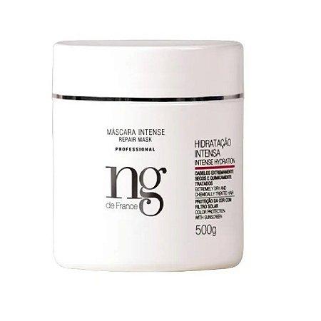 Ng De France Máscara De Hidratação Intense 500g - Vegan