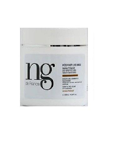 Ng De France Pós Fast Liss Mask -500ml - Vegan Product
