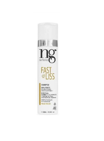 Ng De France Shampoo Pos Fast Liss 300ml - Vegan Product