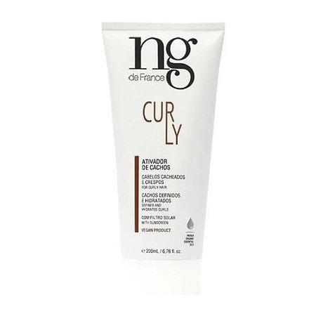 NG De France Aitvador de Cachos curly 200ml - Vegan Product