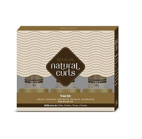 Avlon -Keracare Natural Curls - Trial Kit C/ Curl Poo 50ml