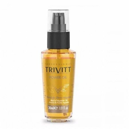 óleo Finalizador Power Oil Professional Trivitt 30ml